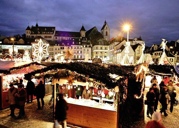 Weihnachtsmarkt Morgen.Die 20 Schönsten Weihnachtsmärkte Der Schweiz Im überblick Blick