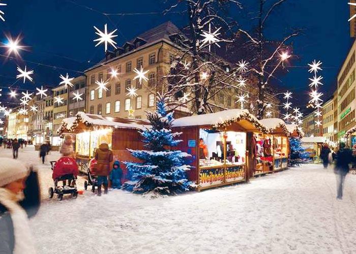 Schönster Weihnachtsmarkt Deutschland 2019.Die 20 Schönsten Weihnachtsmärkte Der Schweiz Im überblick Blick